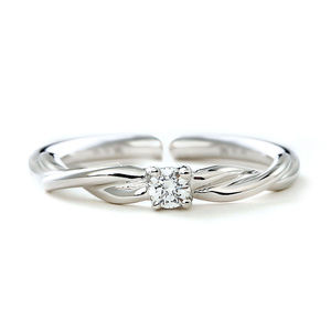 Other - Premier Princess 0.06 CT. T.W. Diamond Ring